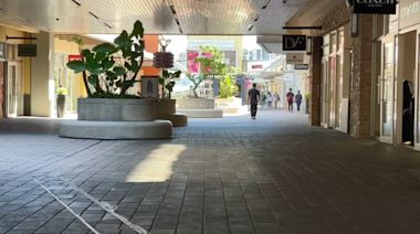 控華泰Outlets「禁美食外送」 店家營收剩1%收入大減