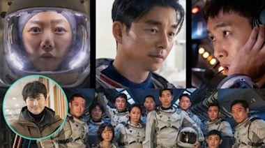 【地球有危機】Netflix新劇《寂靜之海》料今年上線 孔劉裴斗娜化身太空人上月球尋真相