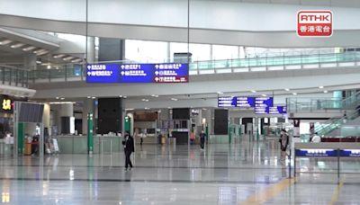 風暴期間機管局指有12航班延誤及5班取消 - RTHK