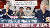 【抗癌鬥士】患子宮癌再確診患乳癌 金燕玲哽咽坦言:真的很驚【有片】 - 香港經濟日報 - TOPick - 娛樂