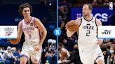 Jazz vs. Thunder score, updates: Josh Giddey makes his NBA debut against Joe Ingles in Utah