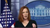Jen Psaki says the IRS letter sent to Americans about stimulus checks was 'not intended to make it about' Biden
