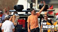 Colin Cowherd: 'You can't quantify' Tom Brady's leadership   THE HERD
