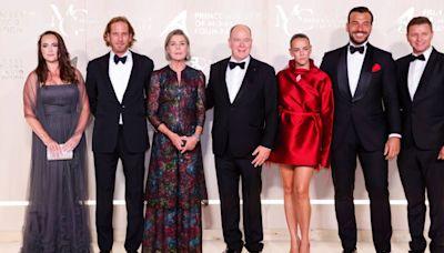 Alberto y Carolina de Mónaco, anfitriones de una gala por el planeta marcada por la ausencia de la princesa Charlene