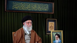 Iran leader hails armed support for Palestinians against 'tumor' Israel - Reuters