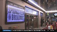 Broadway's Official Reopening Met With Some Protests Over Vaccination Policy