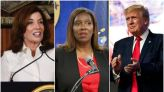 Trump would add sizzle to NY gov battle with Letitia James, Hochul and de Blasio (analysis)