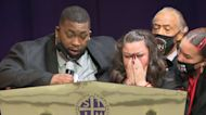 Emotional funeral honors Daunte Wright after police shooting