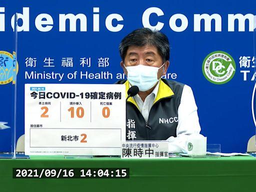 台灣新增10例境外移入 羅一鈞:其中6人突破性感染 Ct值30以上意味感染已久