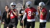 Raiders implementing different plays for QB Marcus Mariota than with Derek Carr