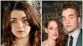 Game of Thrones star Maisie Williams wants to 'follow in the footsteps' of Robert Pattinson and Kristen Stewart