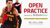 Hawks invite fans to 2021 open practice first weekend of October