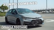 2021 Toyota Corolla shows off a sleek exterior and interior