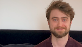 """Watch Daniel Radcliffe (& Other Celebrities) Read """"Harry Potter"""" To You"""