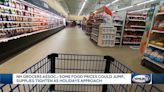 Some food prices could jump, supplies tighten as holidays approach, NH grocers association says