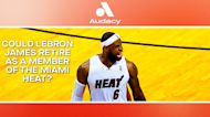 Could LeBron James Retire as a Member of the Miami Heat?