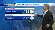 Video: Tom Messner says we'll cool down Thursday. 3.3.21