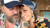American Pickers star Danielle Colby cuddles up to fiance Jeremy in rare photo
