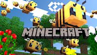 Minecraft Bees Are Trying To Save The World