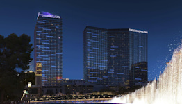 This 3,000-room Las Vegas hotel was sold in a $5.65B deal, to be operated by MGM Resorts