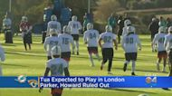 Tua Expected To Play In London