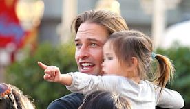 Celebrity dads: their sweetest moments