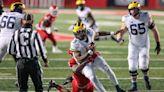 Josh Gattis, Jim Harbaugh explain Michigan's quarterback change vs. Rutgers