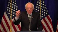 After Biden victories, Sanders will stay in the race