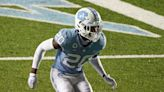 He was one of the top recruits in UNC football history. Now, Tony Grimes is cashing in on NIL