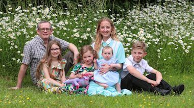 拜登總統:英格蘭家庭整理出族譜,「孩子們都期待著被邀請到白宮作客」