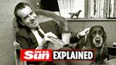 What was Richard Nixon's famous speech about?