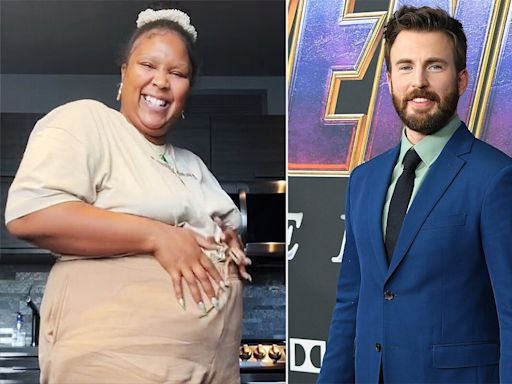 Lizzo Jokes She's Pregnant with Chris Evans' Baby: 'We're Gonna Have a Little America!'