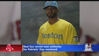 Red Sox Unveil New Boston Marathon-Themed Uniforms For Patriots' Day Weekend