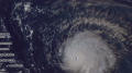 'Intense' Hurricane Sam rages over open Atlantic