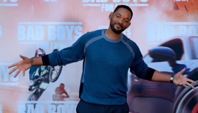 Will Smith is getting his own Netflix variety special