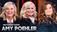 The Best of Amy Poehler on The Tonight Show
