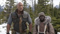 There's a lot of love for Kevin Hart in first reactions to 'Jumanji: The Next Level'