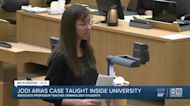 Florida university class is teaching course on Jodi Arias