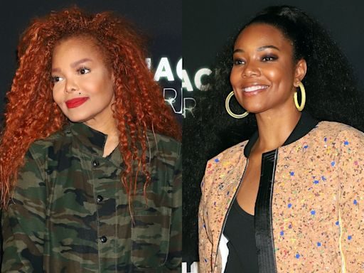 Janet Jackson & Gabrielle Union Cozy Up in the Cutest Throwback Pic Revealing Their Friendship