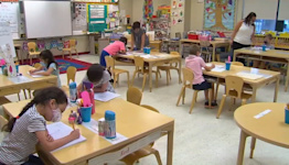 NYC schools prepare for possible teacher, staff shortages on Monday