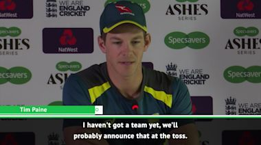 CRICKET: The Ashes: Australia ponder bowling change for third Test