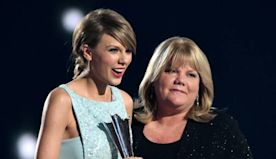 Taylor Swift Pays Tribute to Mom Andrea Swift With Adorable Throwback Video