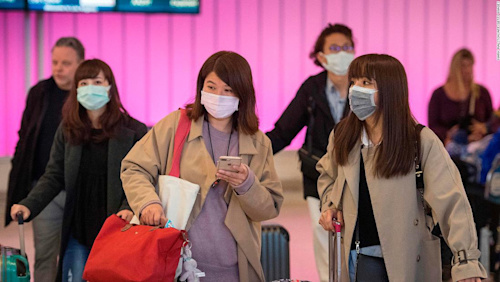 Asian markets drop as coronavirus death toll climbs