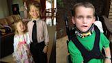 After son suffered devastating brain damage in a car crash, mom blames Ford.