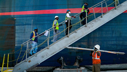 PortMiami goes fishing for more cargo business as ships back up off California coast