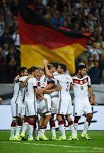 Die Deutsche Fußball Nationalmannschaft
