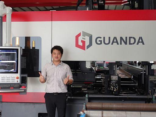 廣達機械推出型鋼三軸加工機 驚豔業界 - 工商時報 智慧機械