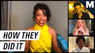 Liza Koshy and 'Work It' co-stars on how they achieved social media domination