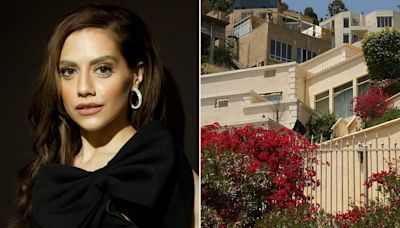 The Dark History Behind Brittany Murphy's Home — Plus, What Happened to It After She Died There