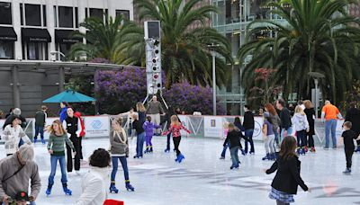 SF weekend: learn to skate in Union Square, Christmas movie at The Walt Disney Family Museum, more